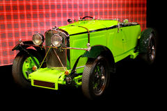 Talbot 105游览车1934风俗汽车 库存图片