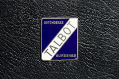 Talbot Automobiles Logo Royalty Free Stock Photography