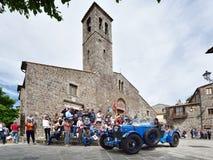 Talbot azul avoirdupois 105 S Imagem de Stock