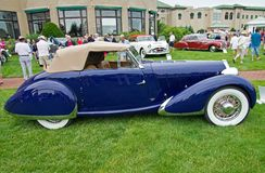 1938 Talbot-Lago Royalty Free Stock Photography