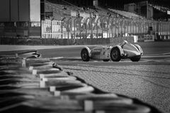 Talbot in Le Mans Stock Photography