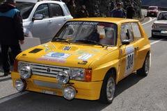 Talbot Samba Rally Stock Photos