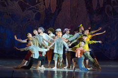 Tale ballet Royalty Free Stock Images
