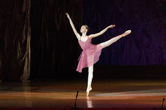 Tale ballet Stock Images