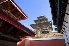 Taleju Mandir, Kathmandu Durbar Square, Nepal Royalty Free Stock Photography