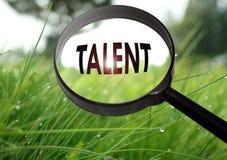 Talent images libres de droits