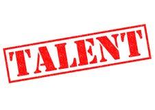 Talent vector illustratie