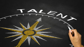 Free Talent Concept Royalty Free Stock Photography - 50819207
