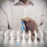 Talent-Einstellungs-Konzept Stockfoto