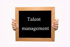 Talent management Stock Photos