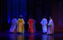 Talent-recherche exposition-dans les impératrices palais-modernes de drame dans le palais Image libre de droits