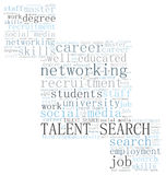 Talent search Royalty Free Stock Photos
