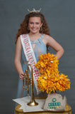Talented Miss Ventura County Teen Stock Photography