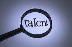 Talento stock de ilustración