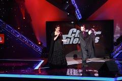 talentos полуфинала Чили de PA s Стоковая Фотография RF