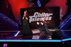 talentos полуфинала Чили de PA s Стоковые Фотографии RF