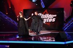 talentos полуфинала Чили de PA s Стоковая Фотография