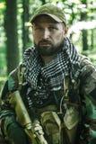 Taliban κυνηγός ΣΦΡΑΓΙΔΩΝ ναυτικού στοκ φωτογραφία
