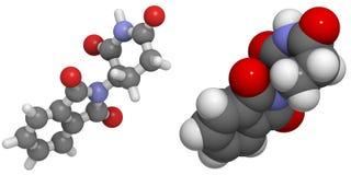 Talidomide Immagine Stock