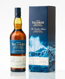 Talisker single mat distillers edition. Talisker single malt whisky from isle of sky royalty free stock images