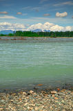 Talkeetna River Royalty Free Stock Photos