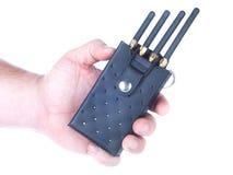 Talkie-walkie à disposition Photo libre de droits