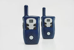 Talkie-walkie Photographie stock