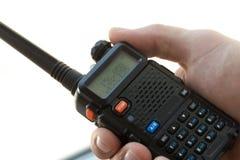 Talkie - walkie Image stock