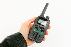 Talkie - walkie photographie stock