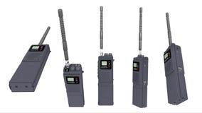 Talkie-walkie Image libre de droits
