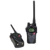 Talkie - walkie de deux portable Images stock