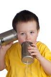 Talkie-walkie de pièce Photo libre de droits