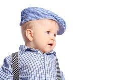 Talking boy Stock Image