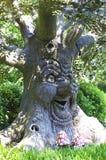 Talking tree Royalty Free Stock Photography