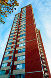Tall Apartment Block in Sydney Royalty Free Stock Image