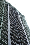 Tall Apartment Building Stock Photo