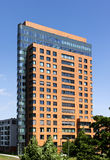 Tall apartment building Stock Photos