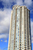 Tall apartment building Royalty Free Stock Image
