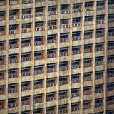 Tall apartment building Stock Image