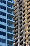 Tall apartment buildings Royalty Free Stock Image