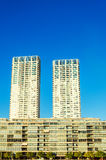 Tall Apartment Buildings Stock Images
