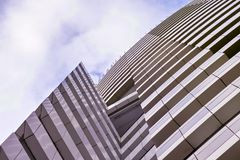 Tall Apartment buildings at Olympic Park, Sydney, Australia Royalty Free Stock Photos