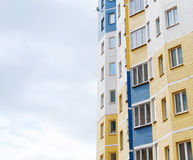 Tall Apartments Building Royalty Free Stock Image