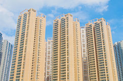 Tall building Stock Image