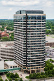Tall building in downtown Kansas City Missouri Royalty Free Stock Photos
