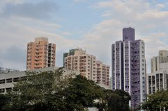 Tall building Royalty Free Stock Photography