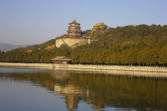 Summer palace. In China Stock Image