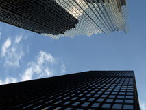Tall Buildings Royalty Free Stock Photos