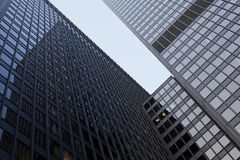 Tall Buildings in Chicago Royalty Free Stock Photography