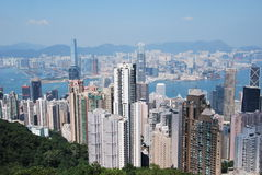 Tall Buildings Stock Images